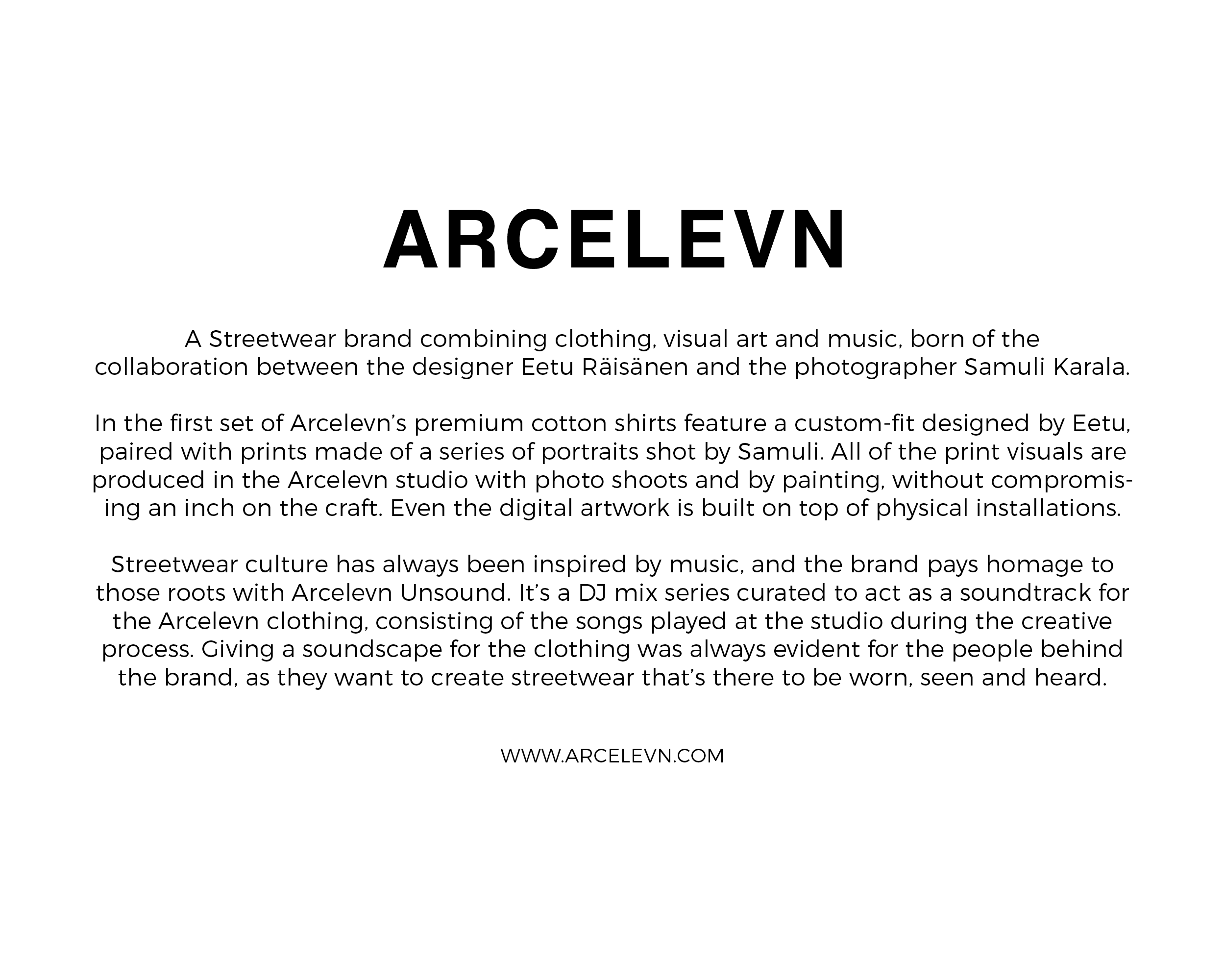 Arcelevn-Website